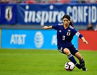 International Women's Friendly Matchs 2019 / <br /> SheBelieves Cup Tournament 2019 - <br /> Japan vs England 0-3 ( Raymond James Stadium - Tampa-FL,Usa ) - <br /> Aya Sameshima of Japan