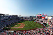 A general view of Nationals Park during a game between the Minnesota Twins and Washington Nationals on June 8, 2013 in Washington DC, Maryland. Photo: Ben Krause