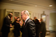 "Photo by Matt Roth.Assignment ID: 10137379A..General Michael Mullen at the Buffy and Bill Cafritz, Ann and Vernon Jordan, Vicki and Roger Sant inaugural ""Bi-Partisan Celebration"" at the Dolley Madison Ballroom at the Madison Hotel in Washington, D.C. on Sunday, January 20, 2013."
