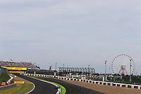 Daniil Kvyat (RUS) Scuderia Toro Rosso STR9.<br /> Japanese Grand Prix, Saturday 4th October 2014. Suzuka, Japan.