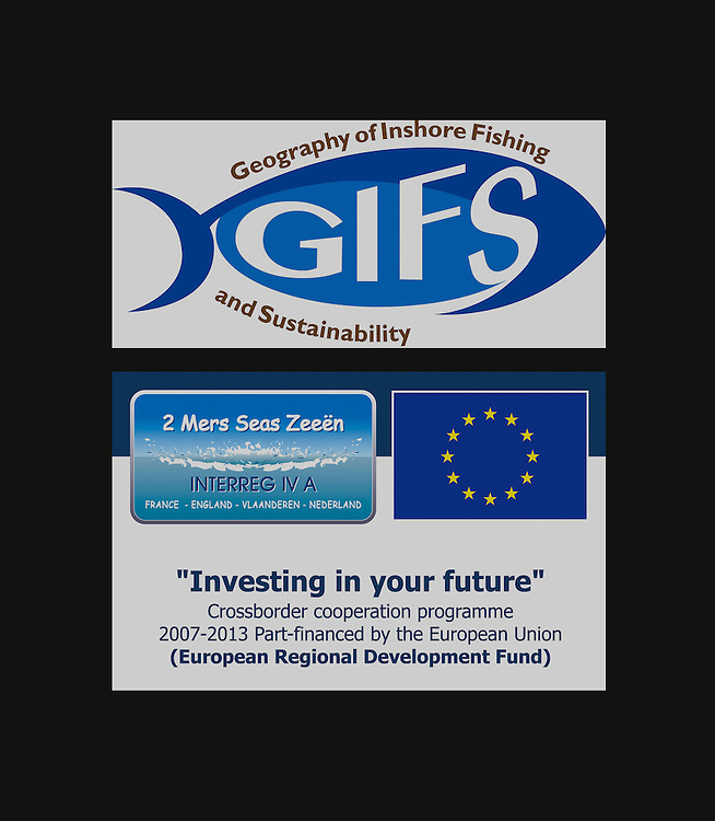 GIFS (Geography of Inshore Fishing and Sustainability) is co-funded by the European Regional Development Fund Interreg IVa 2 Seas programme and is led by the University of Greenwich.  <br />