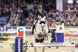 Bengtsson Rolf Goran, (SWE), Clarimo ASK<br /> Championship of Neumünster - Prize of Paul Schockemöhle Stud<br /> FEI World Cup Neumünster - VR Classics 2017<br /> © Hippo Foto - Stefan Lafrentz