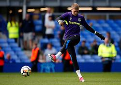 Jordan Pickford of Everton - Mandatory by-line: Matt McNulty/JMP - 12/08/2017 - FOOTBALL - Goodison Park - Liverpool, England - Everton v Stoke City - Premier League