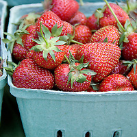 """Our job is to make sure that every customer gets a heaping-full quart of strawberries without any bad berries,"" says Morning DEW Orchard's owner Doug Woolf."