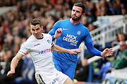 Peterborough Utd defender Jason Naismith (2)  during the EFL Sky Bet League 1 match between Peterborough United and Wycombe Wanderers at London Road, Peterborough, England on 2 March 2019.
