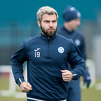 St Johnstone Training…30.03.18<br />