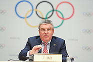 IOC - International Olympic Committee Monaco - 8 & 9 Dec 2014