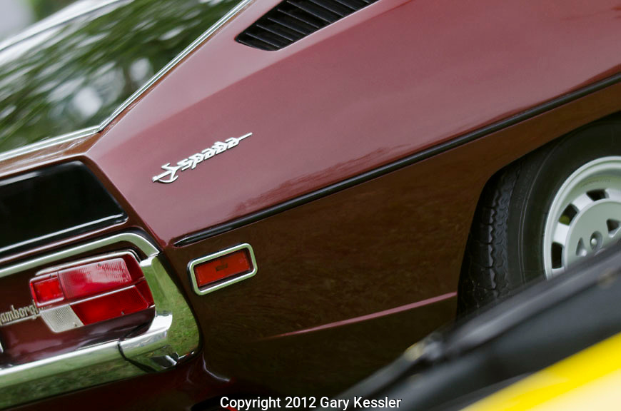Lamborghini Espada,Keeneland Concours D'Elegance,Lexington,Ky.