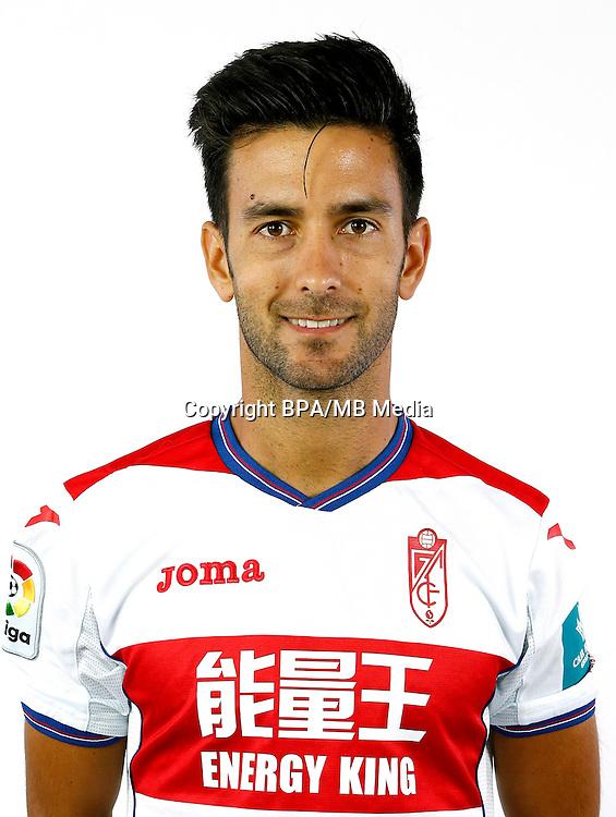 Spain - La Liga Santander 2016-2017 / <br /> ( Granada C.F. ) - <br /> Alberto Bueno Calvo