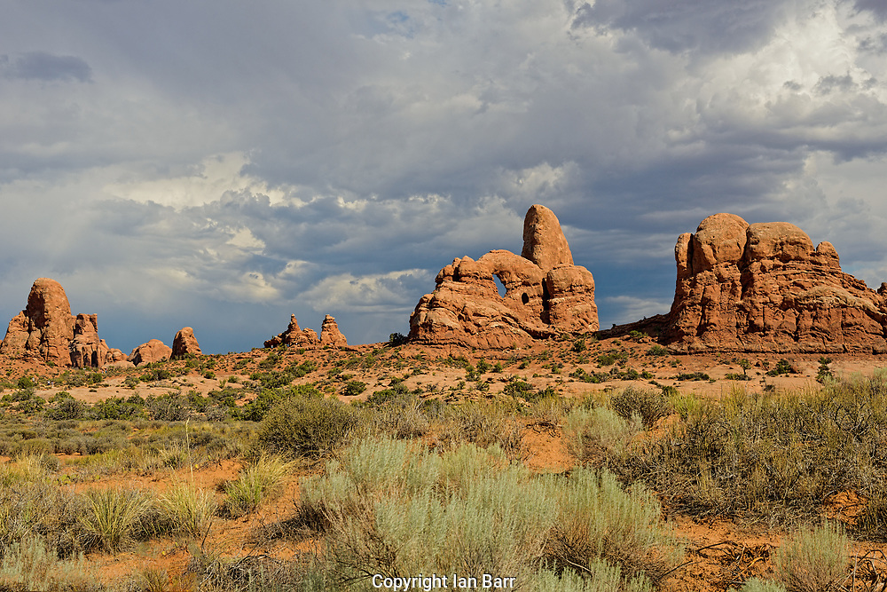 Arches National Park,Utah,