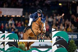 Stevens Mario, GER, Brooklyn 17<br /> Stuttgart - German Masters 2018<br /> © Hippo Foto - Stefan Lafrentz