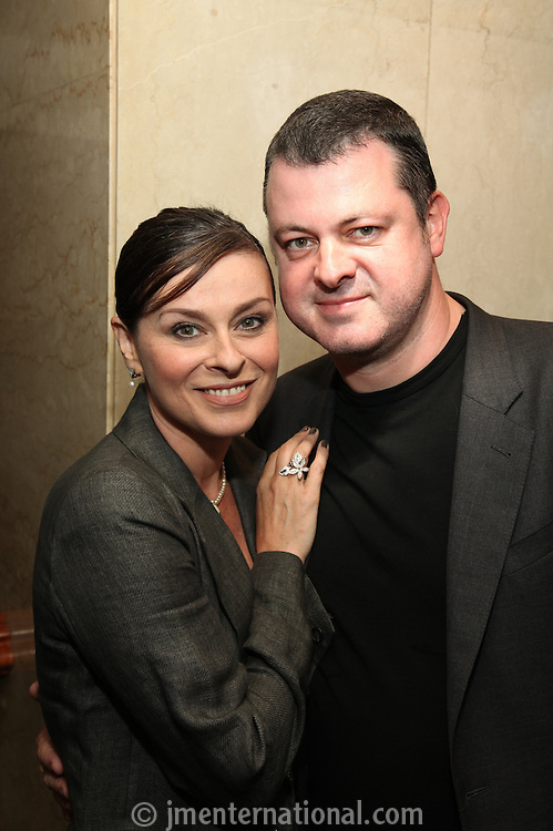 Lisa Stansfield and Ian Devaney