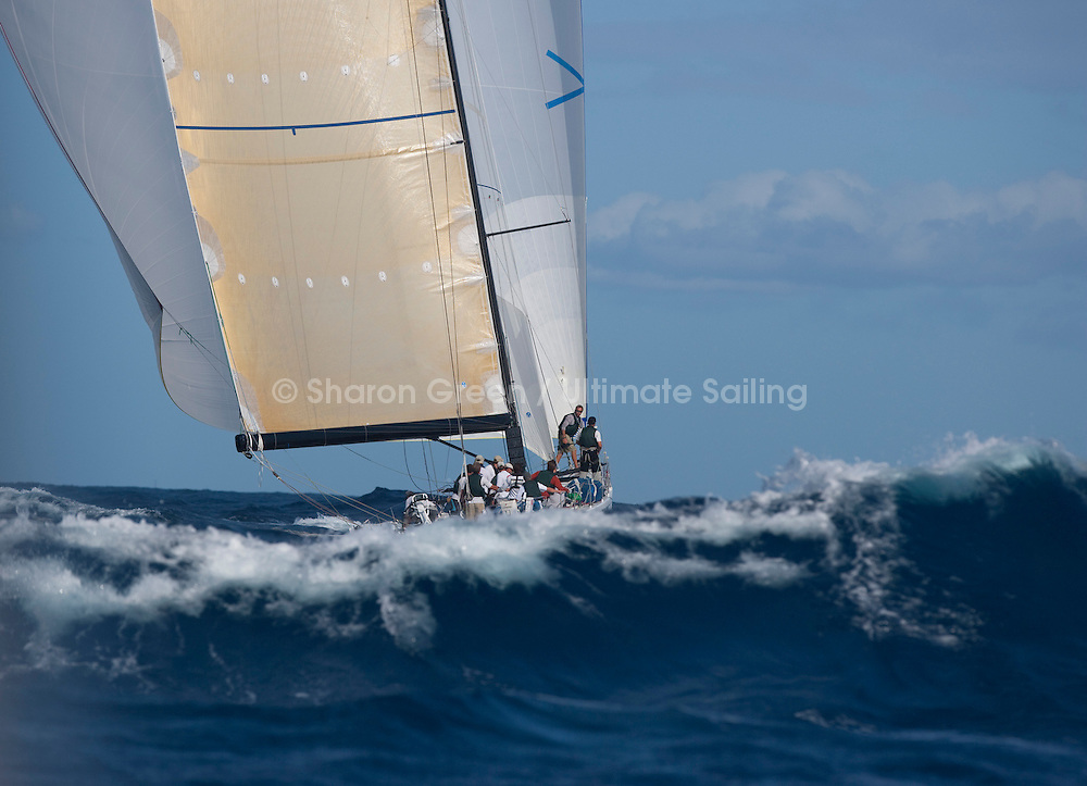 Transpac Finish 2011