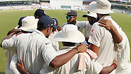 Cricket - India v England 5th Test Day 2 at Chennai