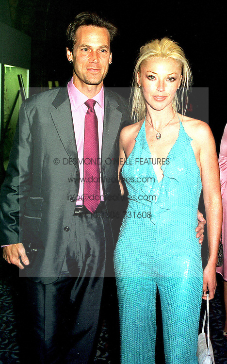 MR TODD TAYLOR and social figure MISS TAMARA<br />  BECKWITH, at a ball in London on 8th June 2000.OFB 46<br /> © Desmond O'Neill Features:- 020 8971 9600<br />    10 Victoria Mews, London.  SW18 3PY <br /> www.donfeatures.com   photos@donfeatures.com<br /> MINIMUM REPRODUCTION FEE AS AGREED.<br /> PHOTOGRAPH BY DOMINIC O'NEILL