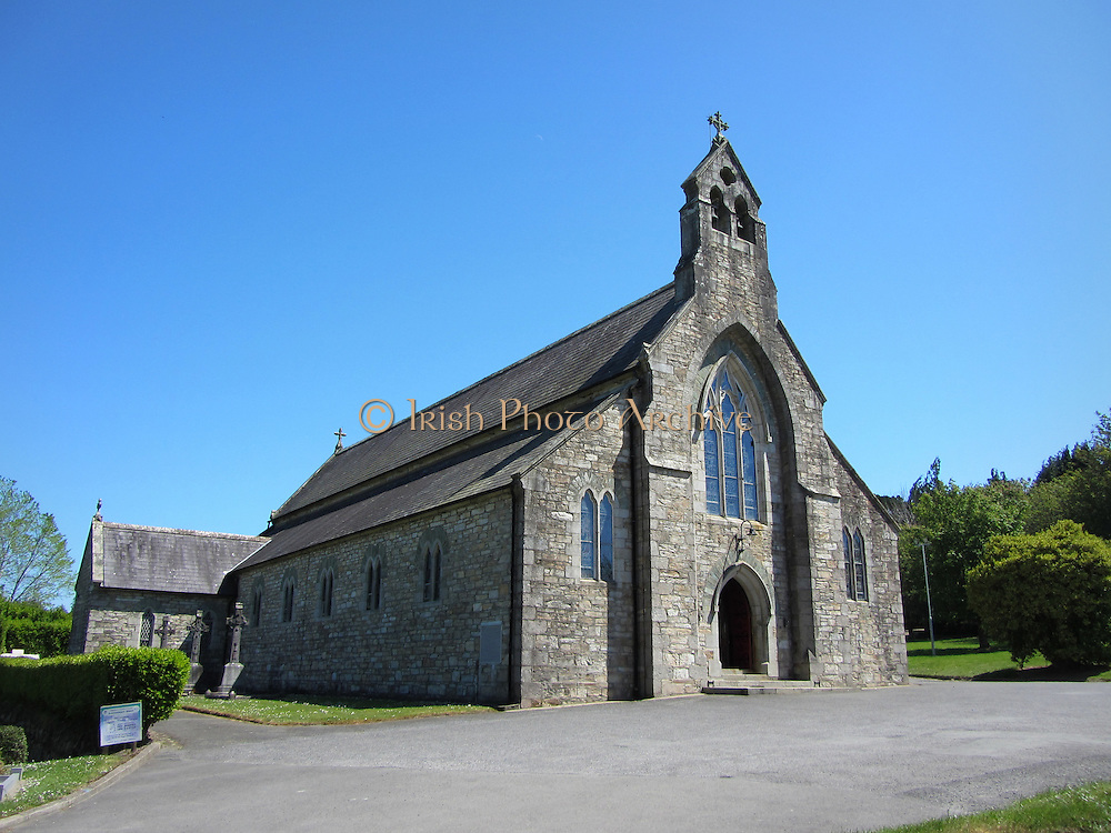 St Alphonsus' Church, Barntown, Wexford – 1851,