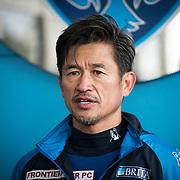 Kazuyoshi Miura The 'King Kazu'