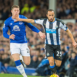 Everton v Newcastle | Premier League | 3 February 2016