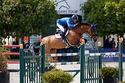 SUGITANI Taizo (JPN), Heroine de Muze<br /> Hagen - Horses and Dreams meets the Royal Kingdom of Jordan 2018<br /> Grosser Preis der DKB Qualifikation DKB-Riders Tour<br /> 30 April 2018<br /> www.sportfotos-lafrentz.de/Stefan Lafrentz
