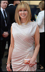 Kate Garraway arrives for the BAFTA TV Awards at the Theatre Royal, London, United Kingdom. Sunday, 18th May 2014. Picture by Andrew Parsons / i-Images