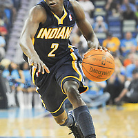 INDIANA PACERS VS NEW ORLEANS HORNETS 04.03.2011