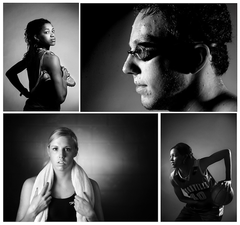 Various athletes of the year in central Virginia.