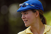 Vicky Hurst during the first round of match play at the U.S. Women's Amateur at Crooked Stick Golf Club on Aug. 8, 2007 in Carmel, Ind.    ...©2007 Scott A. Miller