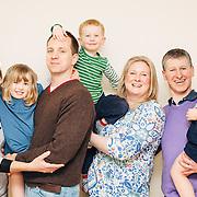 Rudd Family 2016