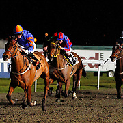 Steady Gaze and Amir Aquin winning the 6.05 race