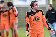23-04-2016: Voetbal: Woudenberg v Montfoort: Woudenberg<br /> <br /> Onbegrip bij Joost van Apeldoorn van vv Montfoort na afloop van het duel<br /> <br /> Foto: Gertjan Kooij