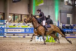 Hoflack Stive, BEL, Fabuleu vd Watertoren<br /> Nationaal Indoorkampioenschap  <br /> Oud-Heverlee 2020<br /> © Hippo Foto - Dirk Caremans