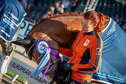 Voets Sanne, NED, Demantur<br /> European Championship Para Dressage<br /> Rotterdam 2019<br /> © Hippo Foto - Dirk Caremans