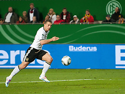26.03.2011, Fritz-Walter Stadion, Kaiserslautern, GER, EURO 2012 Qualifikation, Deutschland (GER) vs Kasachstan, im Bild Lukas Podolski (Deutschland #10 1. FC Koeln), EXPA Pictures © 2011, PhotoCredit: EXPA/ nph/  Roth       ****** out of GER / SWE / CRO  / BEL ******