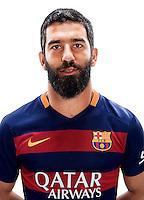 Spain - Liga BBVA 2015-2016 / <br /> ( Fc Barcelona ) - <br /> Arda Turan