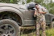 South GA Bow Hut for Deer
