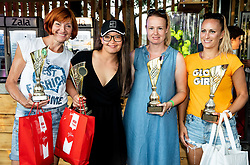 Trophy ceremony of RVO at Day 10 of ATP Challenger Zavarovalnica Sava Slovenia Open 2019, on August 18, 2019 in Sports centre, Portoroz/Portorose, Slovenia. Photo by Vid Ponikvar / Sportida
