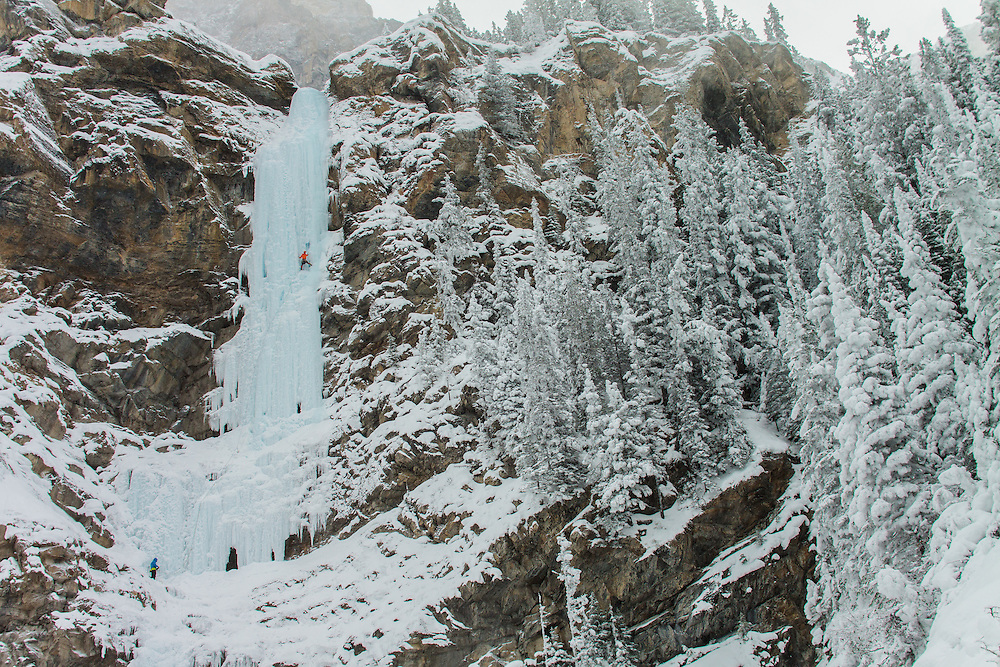 Ice Climbing Super Bok