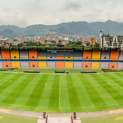 Panorama Estadio Atanasio Girardot Medellin (Format 4 x 1)