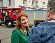 Community Safety minister launches high rise fire safety consultation., Edinburgh, 23 April 2019