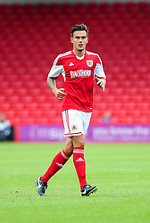 Bristol City's Marlon Pack - Photo mandatory by-line: Dougie Allward/JMP - Tel: Mobile: 07966 386802 27/03/2013 - SPORT - FOOTBALL - Goldsands Stadium - Bournemouth -  Bournemouth V Bristol City - Pre Season friendly
