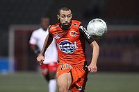 Fouad CHAFIK  - 06.03.2015 - Nancy / Laval - 27eme journee de Ligue 2 <br />Photo : Fred Marvaux / Icon Sport
