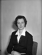 11/06/1958<br /> 06/11/1958<br /> 11 June 1958<br /> <br /> Maureen McMahon Passport Photo taken at Office
