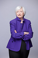 Janet Louise Yellen (born August 13, 1946) is an American economist. She served as the Chair of the Board of Governors of the Federal Reserve System from 2014–2018, previously serving as Vice Chair from 2010 to 2014. Previously, she was President and Chief Executive Officer of the Federal Reserve Bank of San Francisco; Chair of the White House Council of Economic Advisers under President Bill Clinton; and business professor at the University of California, Berkeley, Haas School of Business.