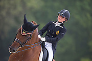 Charlotte Defalque - Botticelli<br /> FEI European Dressage Championships for Young Riders and Juniors 2013<br /> © DigiShots