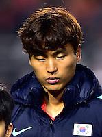 Fifa Men´s Tournament - Olympic Games Rio 2016 - <br /> South Korea National Team - <br /> MOON Changjin