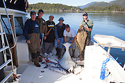 Talon Lodge, Fishing, Sitka, Southeast, Alaska