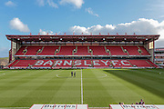 General View of Oakwell during the Sky Bet League 1 match between Barnsley and Bury at Oakwell, Barnsley, England on 7 February 2016. Photo by Mark Doherty.