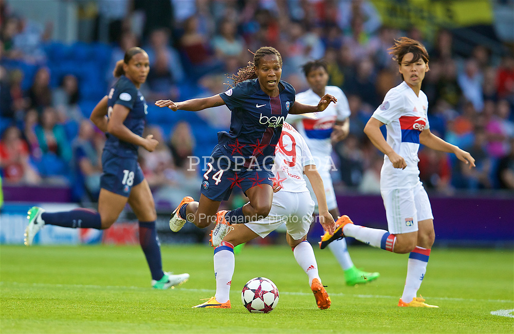 Image result for olympique lyonnais psg women