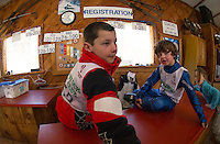 Gunstock Ski Club's U8 and U10 race day January 27, 2013.