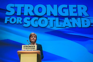 Scotland: SNP conference, 13 Oct. 2016